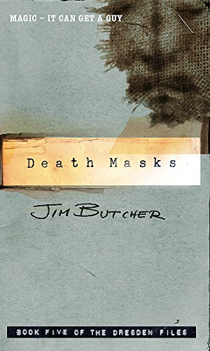 9781841494029: Death Masks: The Dresden Files Book Five