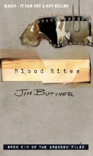 9781841494036: Blood Rites: The Dresden Files Book Six