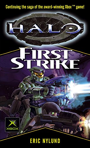 Halo: First Strike: Nylund, Eric S.