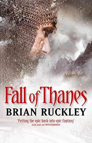 9781841494401: FALL OF THANES: THE GODLESS WORLD, BOOK THREE.