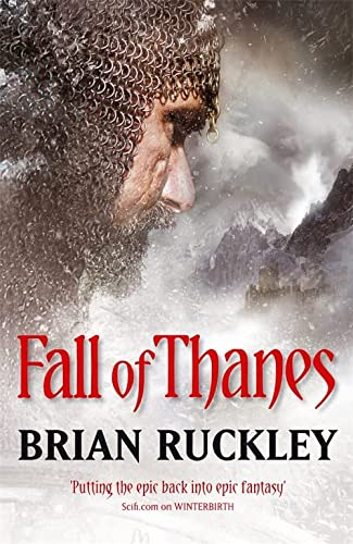 9781841494418: Fall of Thanes (The Godless World)