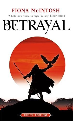 9781841494579: Betrayal: Trinity Book One
