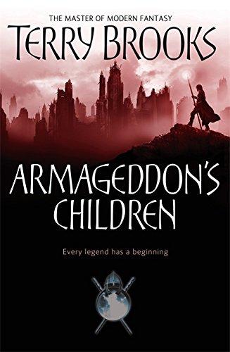 9781841494791: Armageddon's Children: Every Legend Has a Beginning