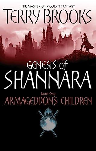9781841494807: Armageddon's Children (Genesis of Shannara)