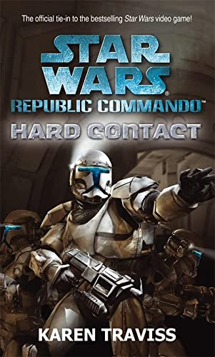 9781841495248: Star Wars Republic Commando: Hard Contact (Star Wars Republic Commando 1)