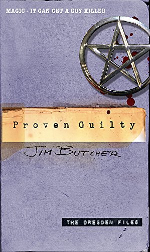 9781841495309: Proven Guilty (The Dresden Files, Book 8)