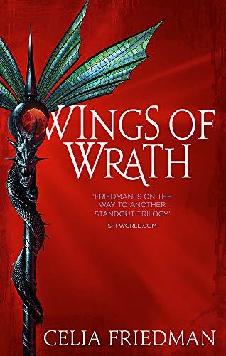 Wings of Wrath (Magister): Friedman, Celia