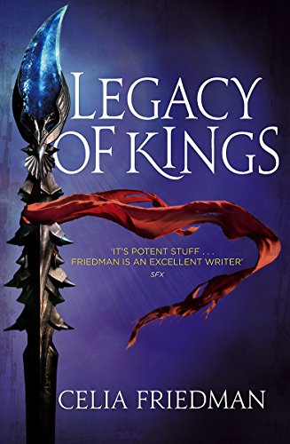 9781841495354: Legacy Of Kings: The Magister Trilogy: Book Three
