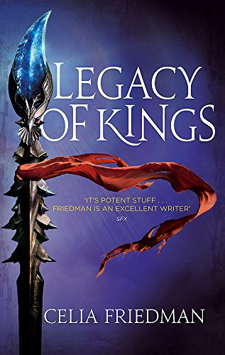 9781841495361: Legacy Of Kings: The Magister Trilogy: Book Three (Magister Trilogy 3)