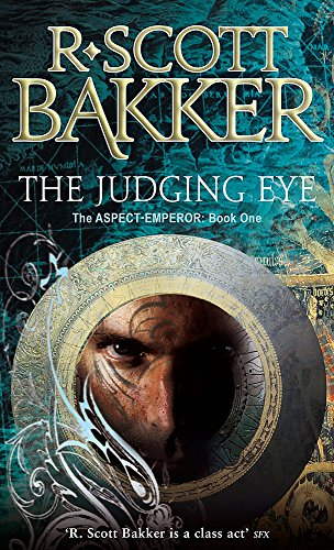 9781841495385: The Judging Eye: Book 1 of the Aspect-Emperor