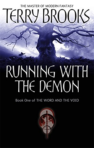 9781841495446: Running With The Demon: The Word and the Void Series: Book One