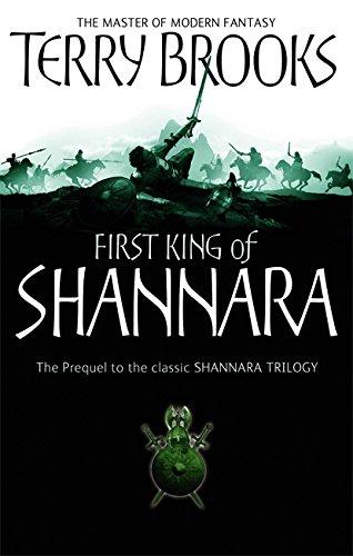 9781841495477: The First King of Shannara (Shannara Trilogy Prelude)