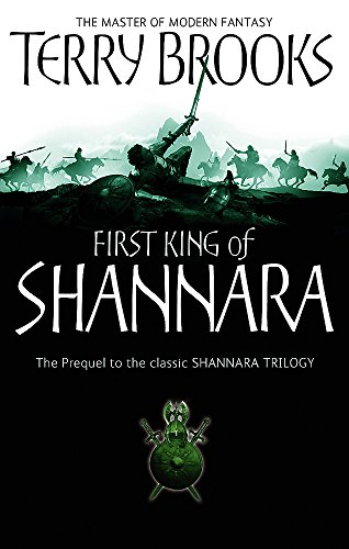 9781841495477: The First King Of Shannara (Heritage of Shannara)