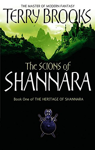 The Scions of Shannara - Book on of the Heritage of Shannara (1841495514) by Terry Brooks
