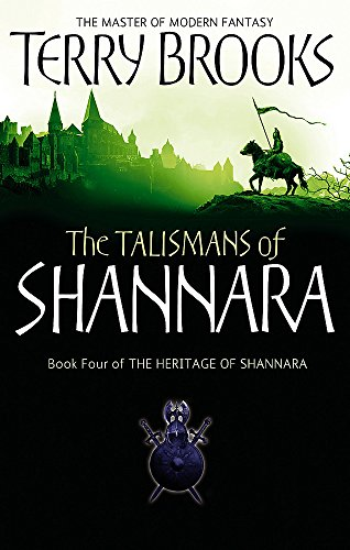9781841495545: The Talismans of Shannara (Heritage of Shannara)