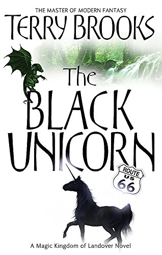 9781841495583: The Black Unicorn: The Magic Kingdom of Landover, vol 2