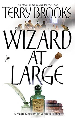Wizard At Large: Magic Kingdom of Landover Series: Book 03: Brooks, Terry