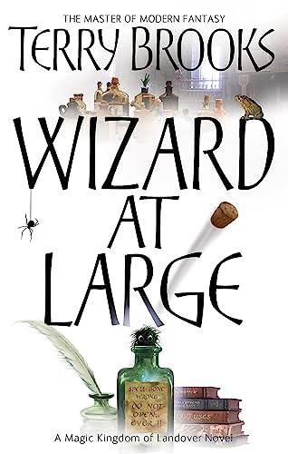 9781841495590: Wizard at Large (Magic Kingdom of Landover 3)