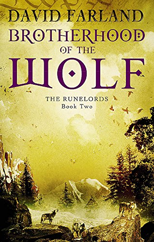 9781841495613: BROTHERHOOD OF THE WOLF (RUNELORDS)
