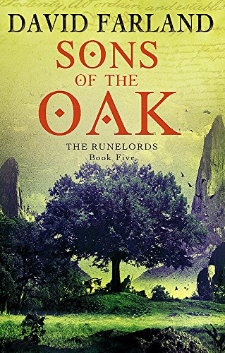 9781841495644: Sons Of The Oak: Book 5 of the Runelords