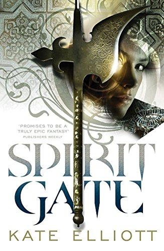 Spirit Gate (Crossroads) (1841495999) by KATE ELLIOTT