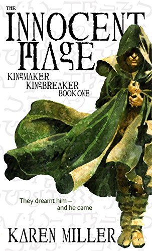 9781841496047: The Innocent Mage: Kingmaker, Kingbreaker Book 1