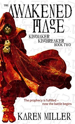 9781841496054: The Awakened Mage: Kingmaker, Kingbreaker Book 2