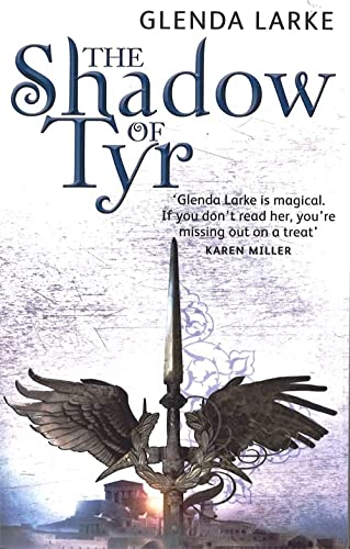 9781841496085: The Shadow Of Tyr: Book Two of the Mirage Makers