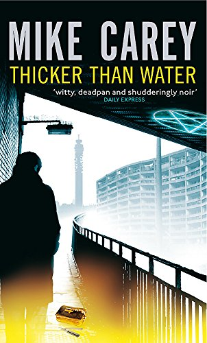 9781841496566: Thicker Than Water: A Felix Castor Novel