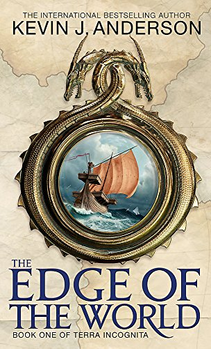 9781841496627: The Edge Of The World: Book 1 of Terra Incognita