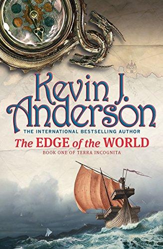 9781841496634: The Edge Of The World - Terra Incognita - Book One