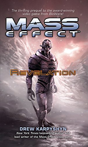 Mass Effect: Revelation: Karpyshyn, Drew