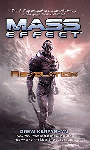 9781841496757: Mass Effect: Revelation