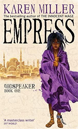 9781841496771: EMPRESS (GODSPEAKER)