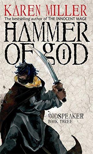9781841496795: Hammer Of God