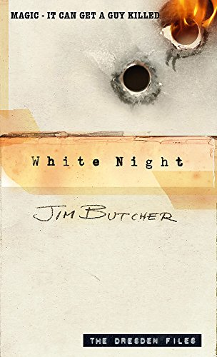 9781841496870: White Night: The Dresden case files (Dresden Files)