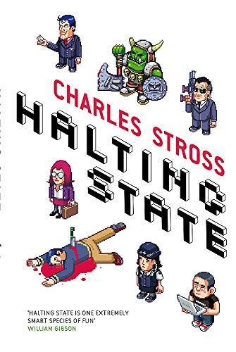 9781841496948: Halting State