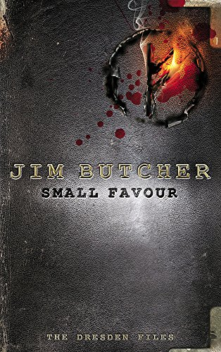 Small Favour (1841496960) by Jim Butcher