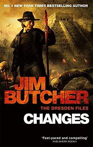 Changes: Butcher, Jim