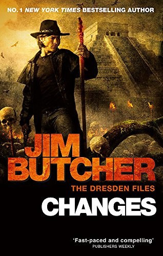 9781841497143: Changes (Dresden Files (Unnumbered Paperback))