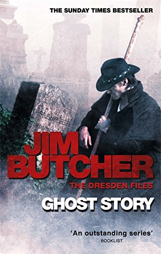 9781841497167: Ghost Story: A Dresden Files novel: 13