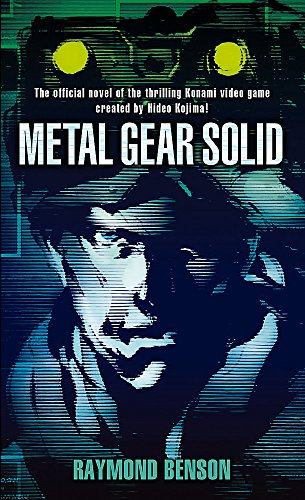 9781841497358: Metal Gear Solid