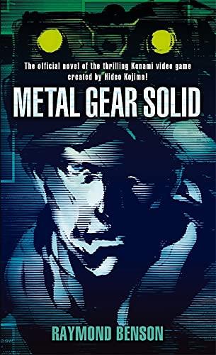 9781841497358: Metal Gear Solid