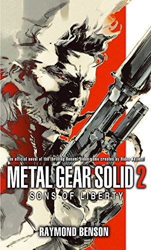 9781841497365: Metal Gear Solid: Sons of Liberty Bk. 2