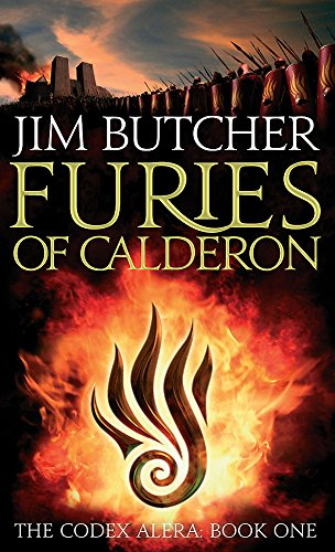 9781841497440: Furies Of Calderon: The Codex Alera: Book One