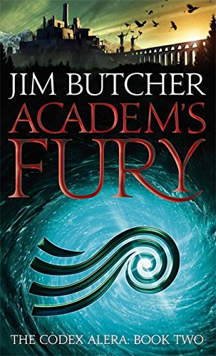 9781841497457: Academ's Fury: The Codex Alera: Book Two