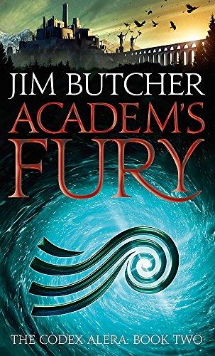 9781841497457: Academ's Fury