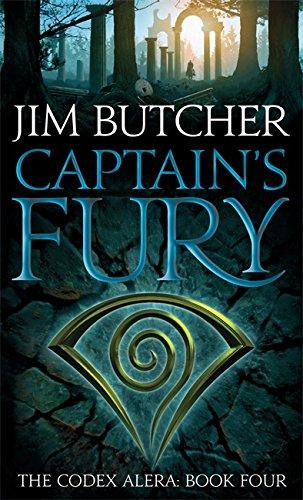 9781841497471: Captain's Fury: The Codex Alera: Book Four