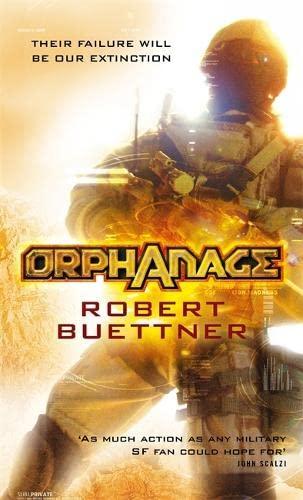 9781841497549: Orphanage: Jason Wander series book 1