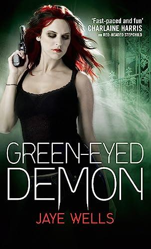 9781841497587: Green-Eyed Demon (Sabina Kane)